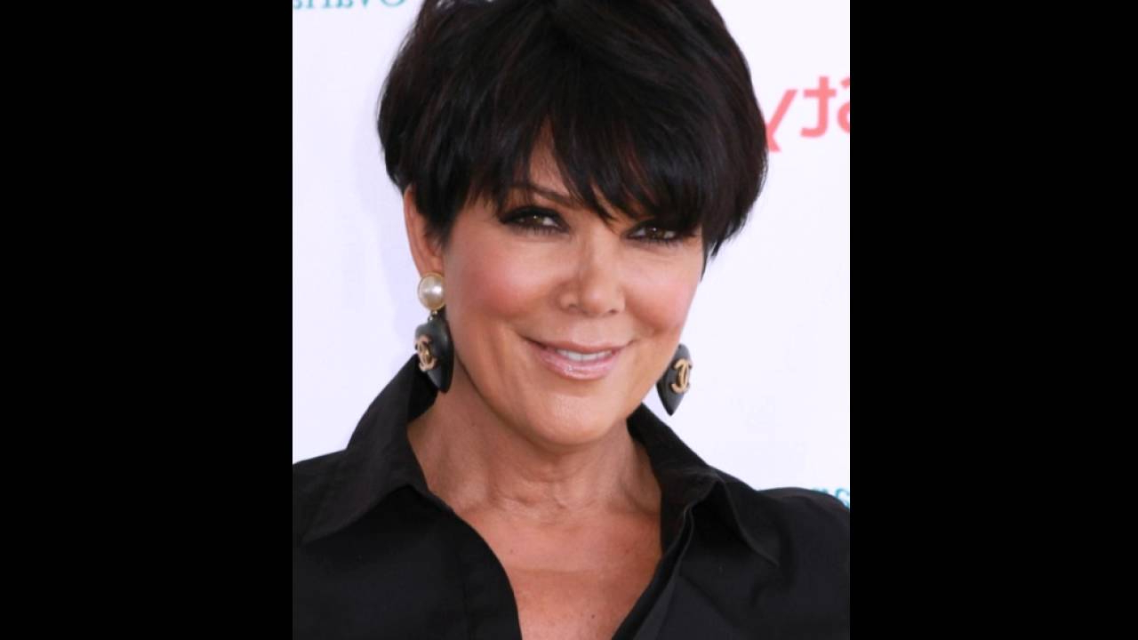 Kris Jenner Haircuts – Youtube In Kris Jenner Short Hairstyles (View 13 of 25)