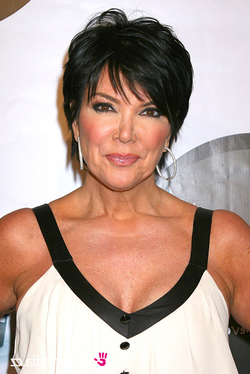Kris Jenner Hairstyle | Latest Hairstyles And Haircuts For Women And Men Intended For Kris Jenner Short Haircuts (View 8 of 25)