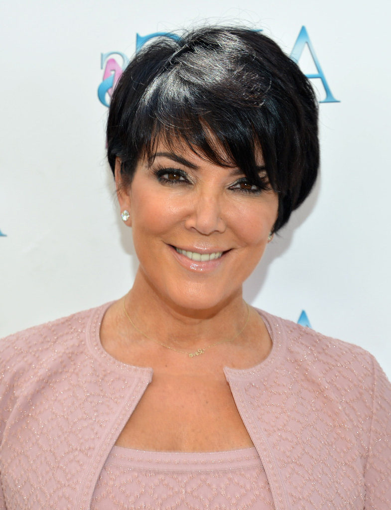Kris Jenner Hairstyles | Hairstylo Inside Short Haircuts Kris Jenner (View 3 of 25)