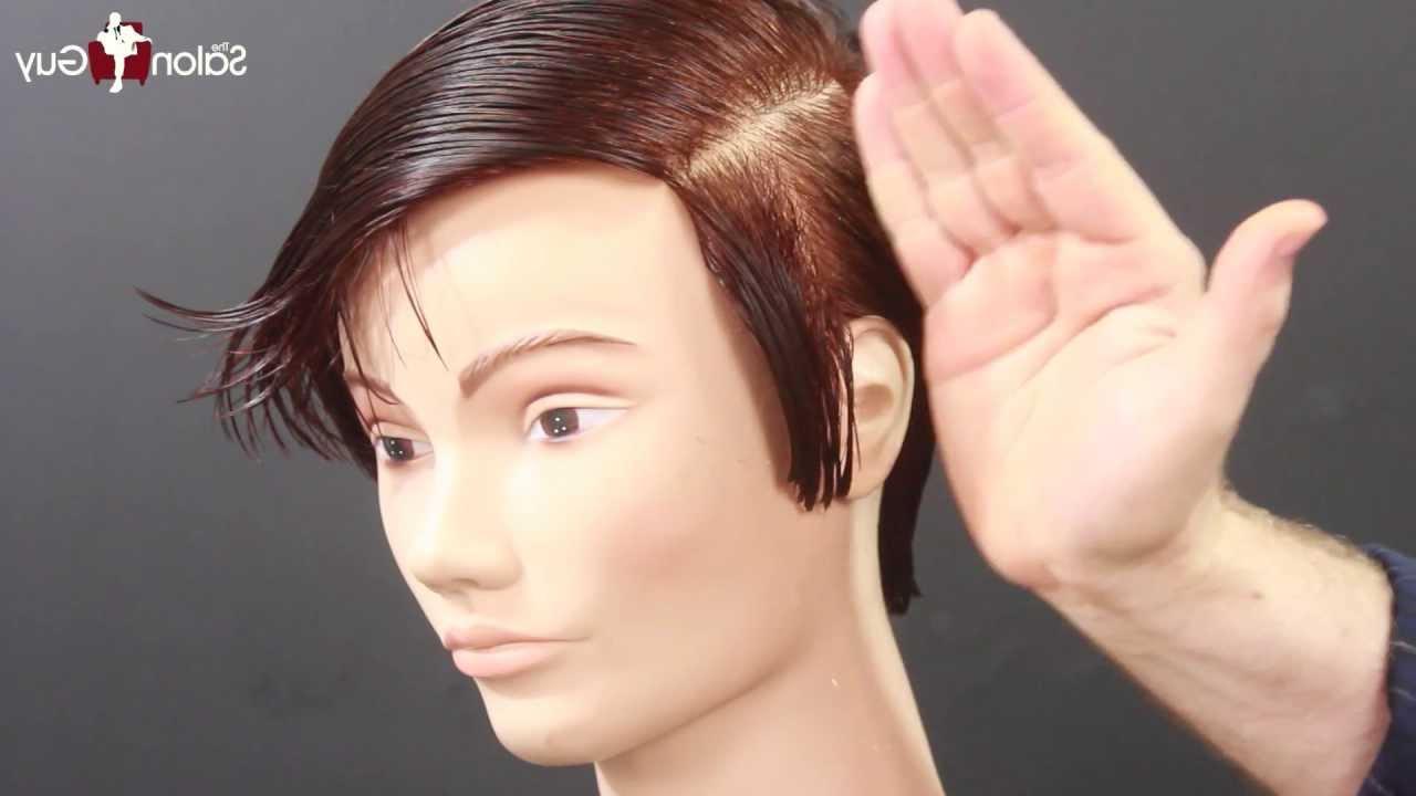 Kris Jenner Short Haircut & Style Tutorial – Youtube For Kris Jenner Short Hairstyles (View 6 of 25)
