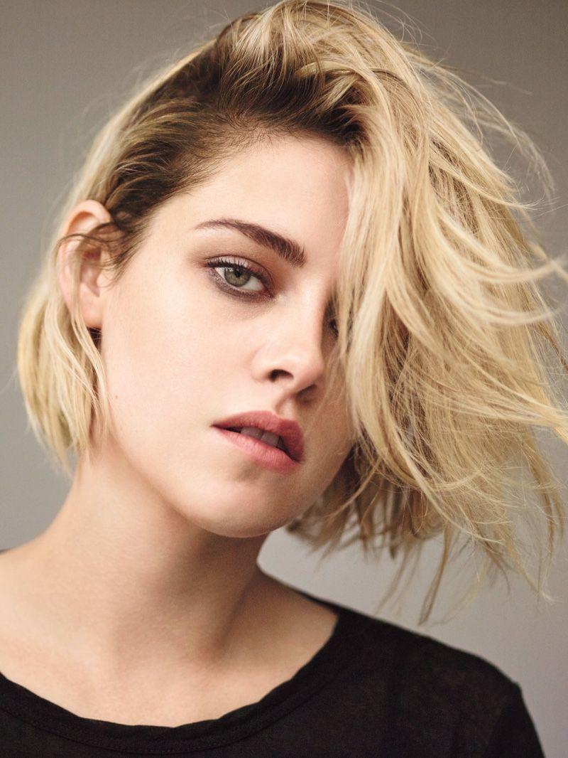 Kristen Stewart Takes On Minimal Style For T Magazine | Kristen With Regard To Kristen Stewart Short Hairstyles (View 6 of 25)