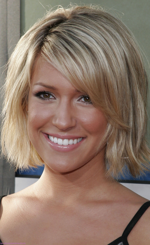 Kristin Cavallari Medium Hairstyles For Thin Hair   Hair   Pinterest Intended For Kristin Cavallari Short Haircuts (View 11 of 25)