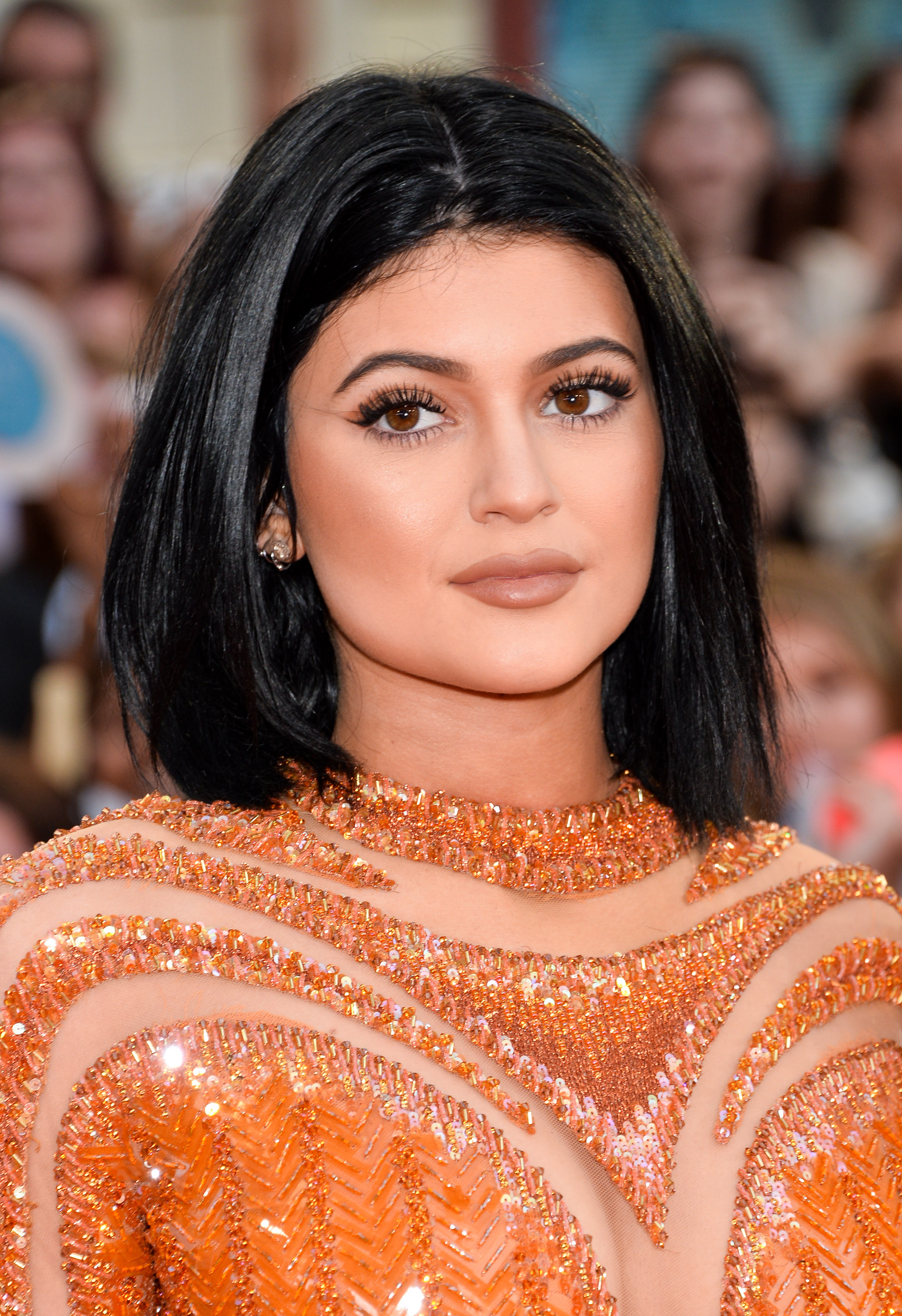 Kylie Jenner Debuts New Short Hair At Nyfw — See The Pics! 12 – Life With Kylie Jenner Short Haircuts (View 10 of 25)