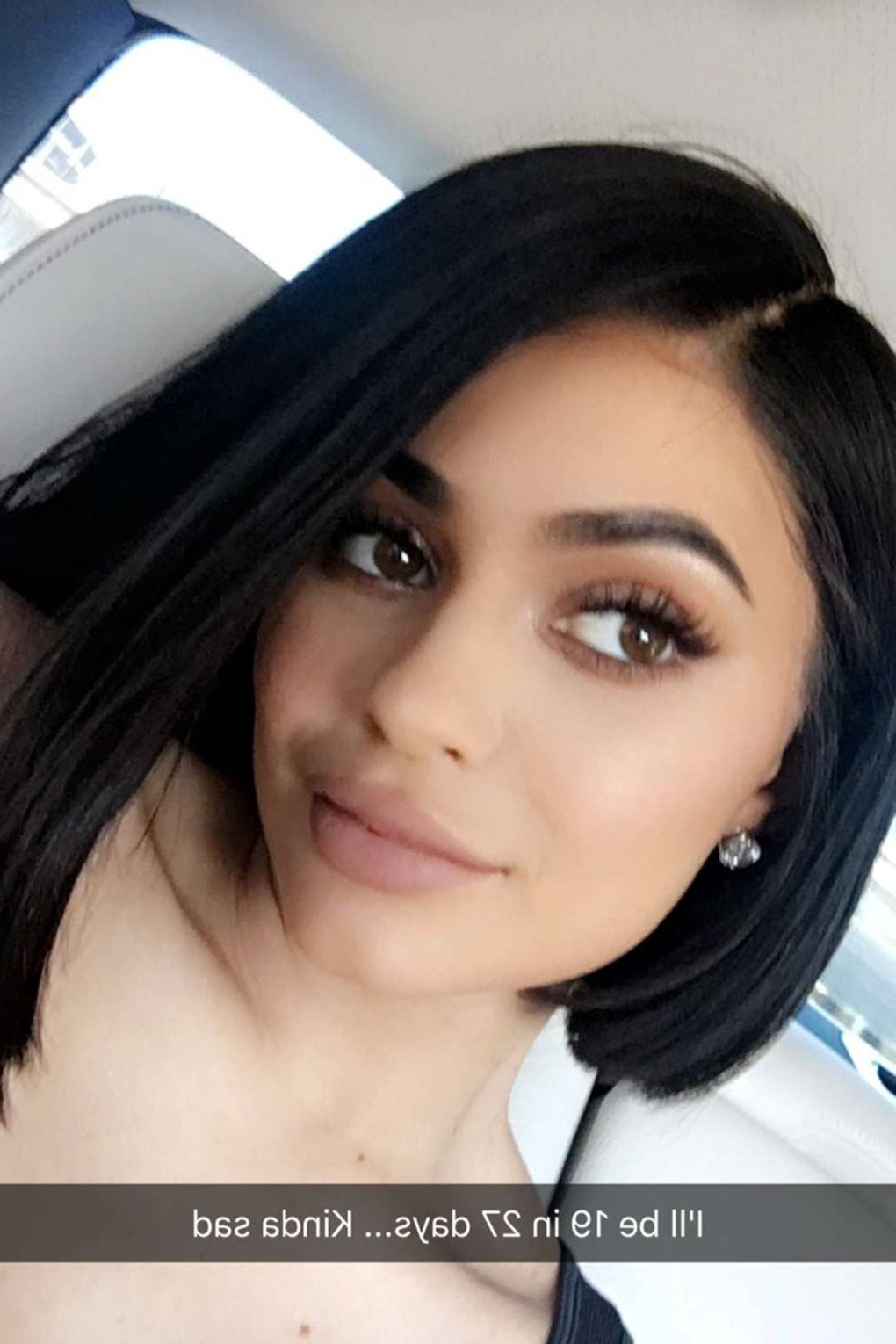 Kylie Jenner Short Hair Bob Haircut Pictures 2016 | Glamour Uk For Kylie Jenner Short Haircuts (View 15 of 25)