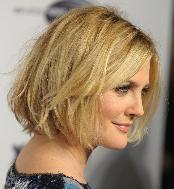 Latest Hairstyles: Chic Short Messy Wavy Bob Haircut For Women Pertaining To Short Wavy Haircuts With Messy Layers (View 20 of 25)