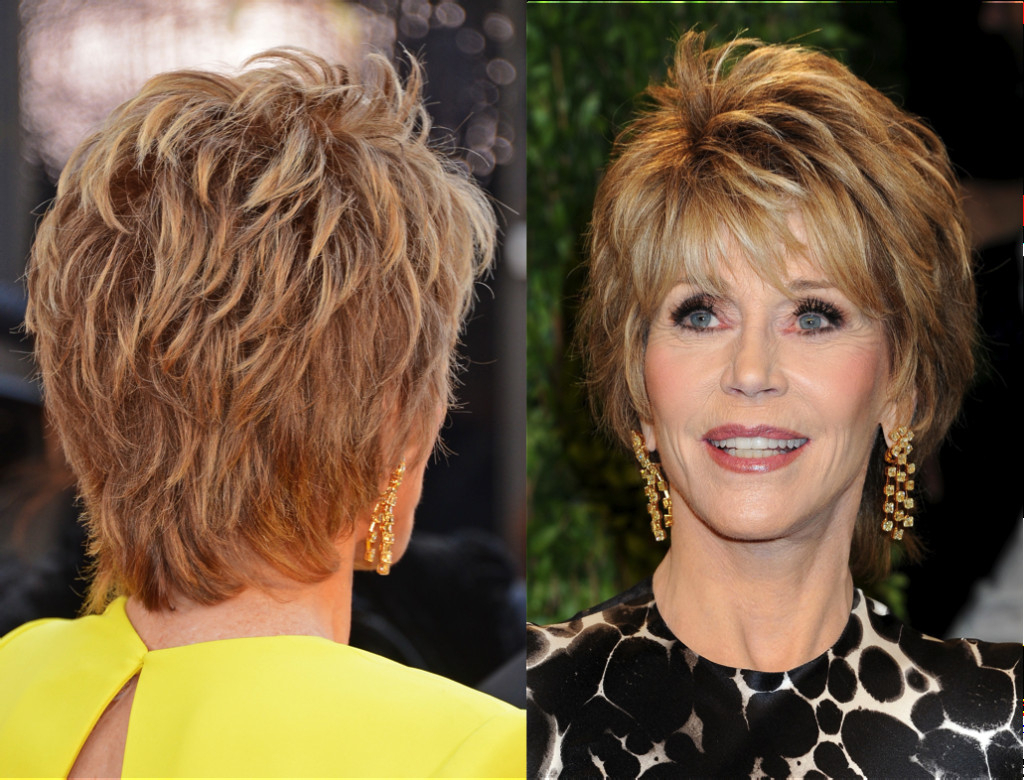 Latest Short Hairstyles For Women Over 40 Inside Short Haircuts For Women In Their 40S (View 17 of 25)