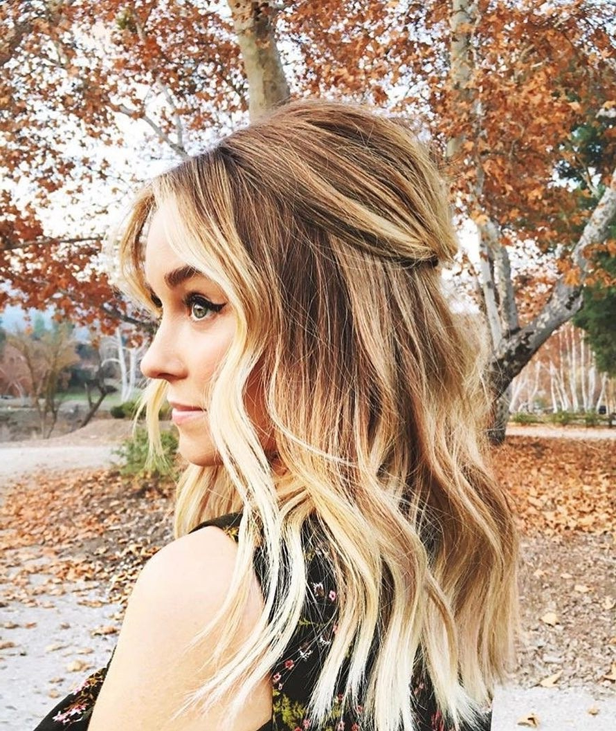 Lauren Conrad Just Cut Her Hair Even Shorter, And It Looks So Chic Inside Lauren Conrad Short Hairstyles (View 15 of 25)