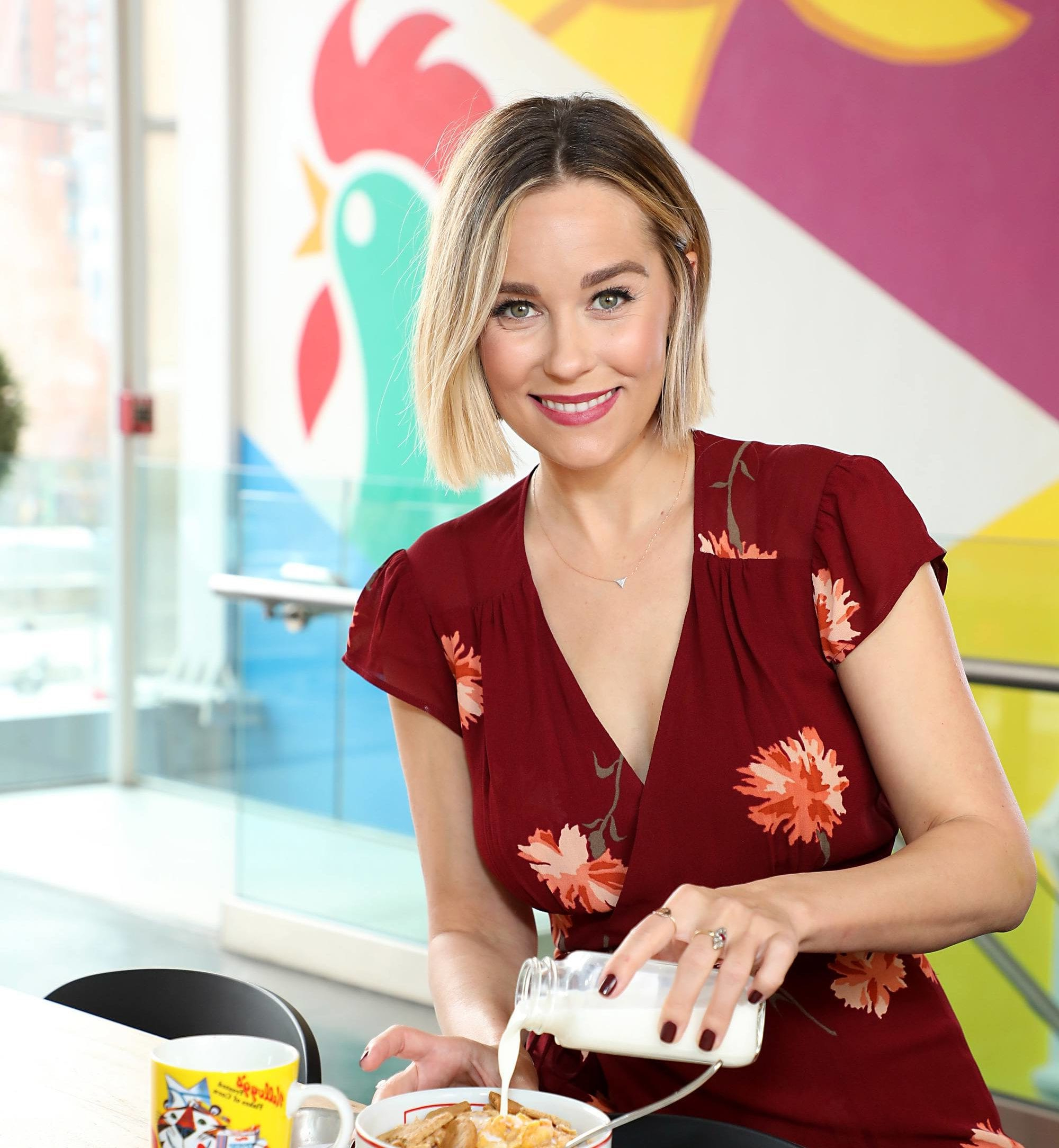 Lauren Conrad Just Cut Her Hair Even Shorter & It Looks Uh Mazing Pertaining To Lauren Conrad Short Haircuts (View 20 of 25)