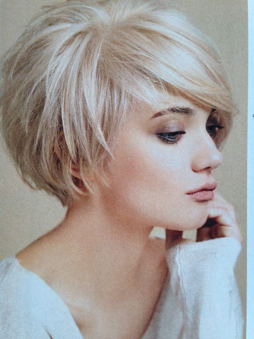 Featured Photo of Short Haircuts Bobs Crops