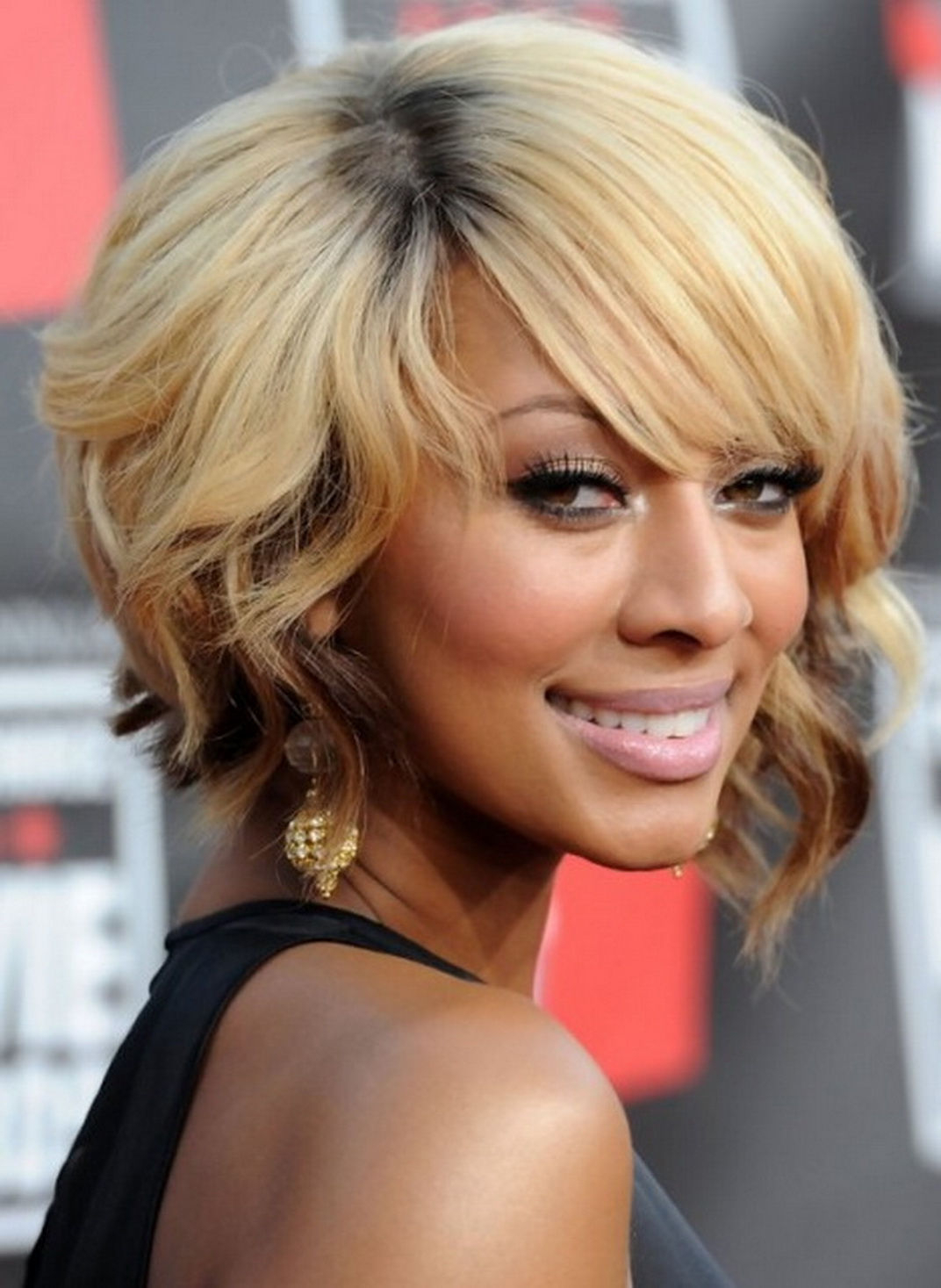 Layered Bob Hairstyles For Black Hair — White Salmon Wines : Beauty With Regard To Short Layered Hairstyles For Black Women (View 11 of 25)