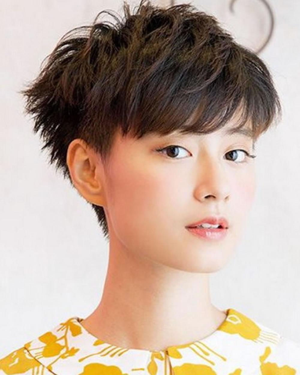 Layered Short Hair Pixie Cut – Hairstyles Intended For Pixie Layered Short Haircuts (View 4 of 25)