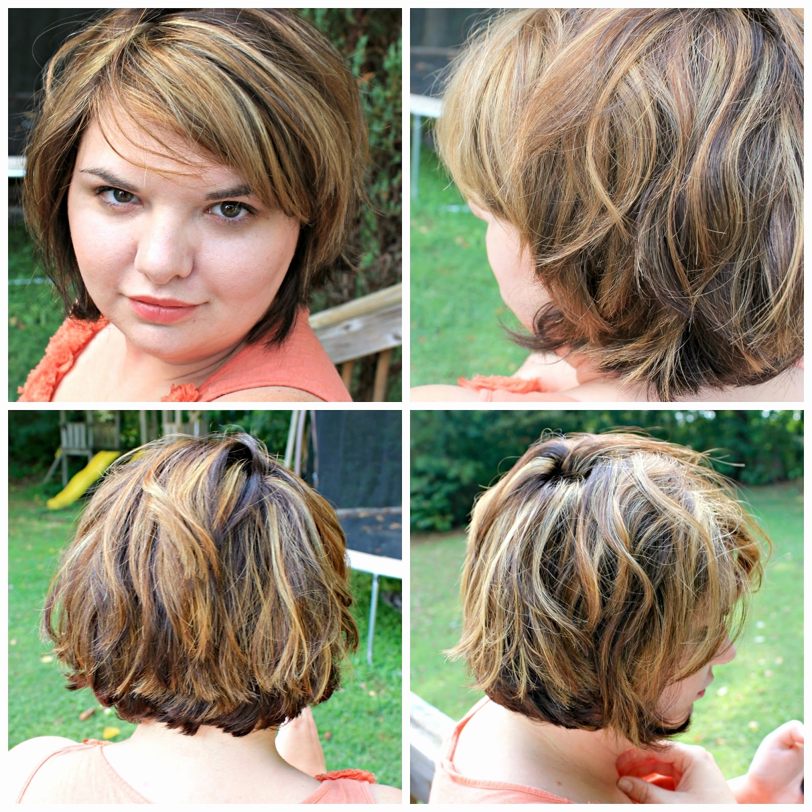 Layered Short Haircuts For Plus Size Women Best Plus Size Short Inside Short Haircuts For Curvy Women (View 14 of 25)