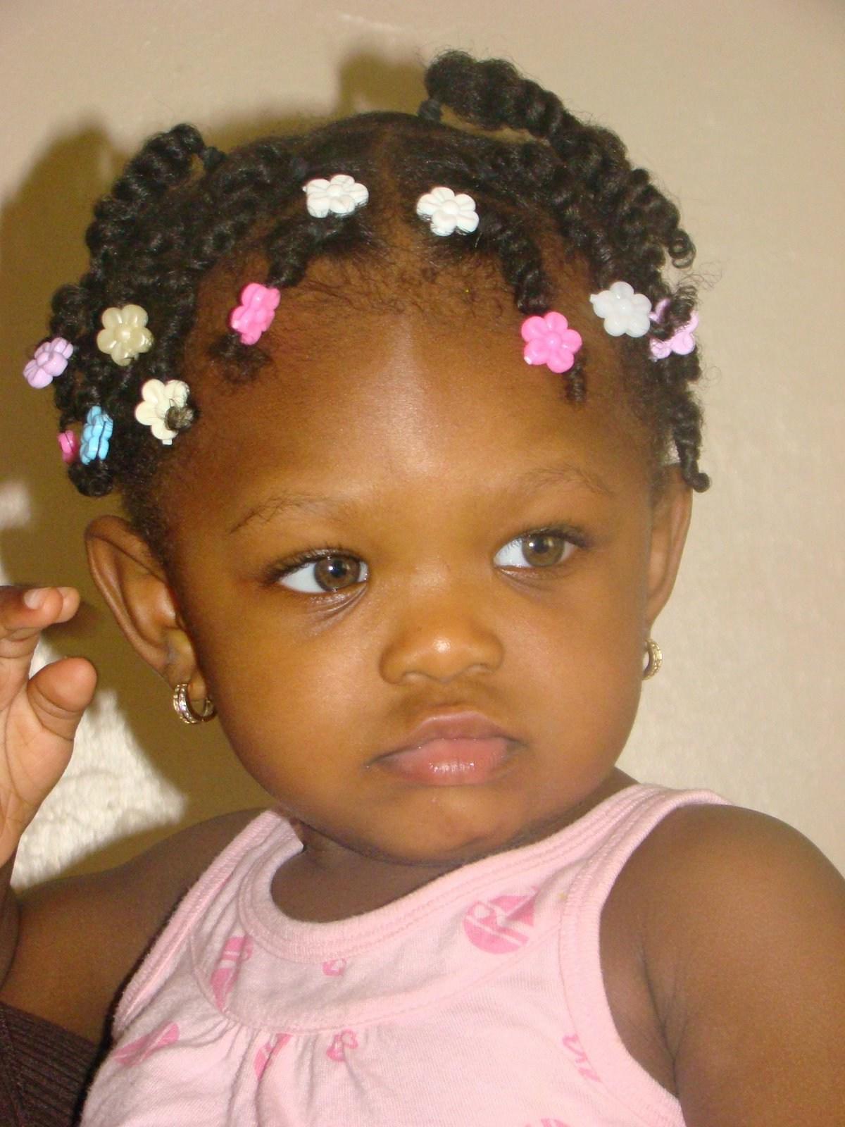 Little Black Girl Short Hairstyles In Black Little Girl Short Hairstyles (View 16 of 25)