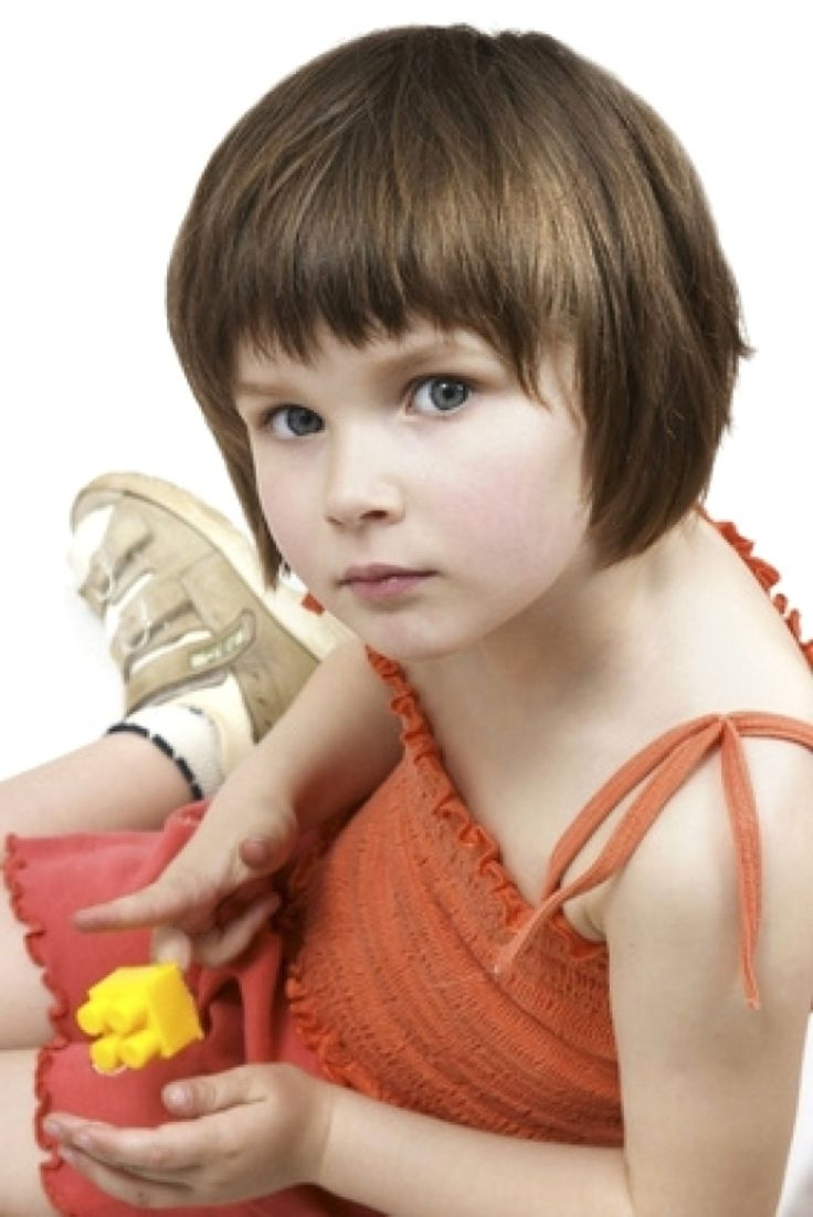 Little Girl Short Haircuts – Hairstyles Ideas With Regard To Little Girl Short Hairstyles Pictures (View 21 of 25)