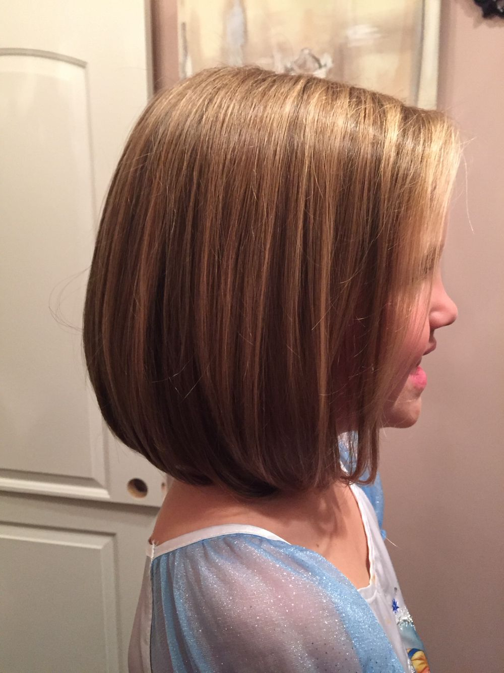 Little Girls Bob Haircut | Hair & Beauty | Pinterest | Girl Haircuts With Little Girl Short Hairstyles Pictures (View 5 of 25)