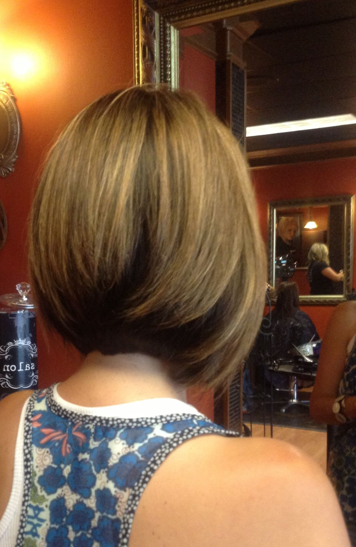 Long Bob Haircuts Back View | All Things Hair | Pinterest | Hair Within Inverted Short Haircuts (View 18 of 25)