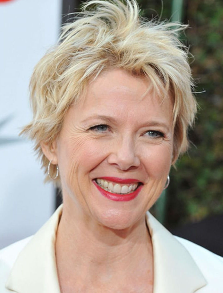 Look Your Besttrying Out The Different Short Hairstyles For Inside Short Hairstyles For Mature Women (View 11 of 25)