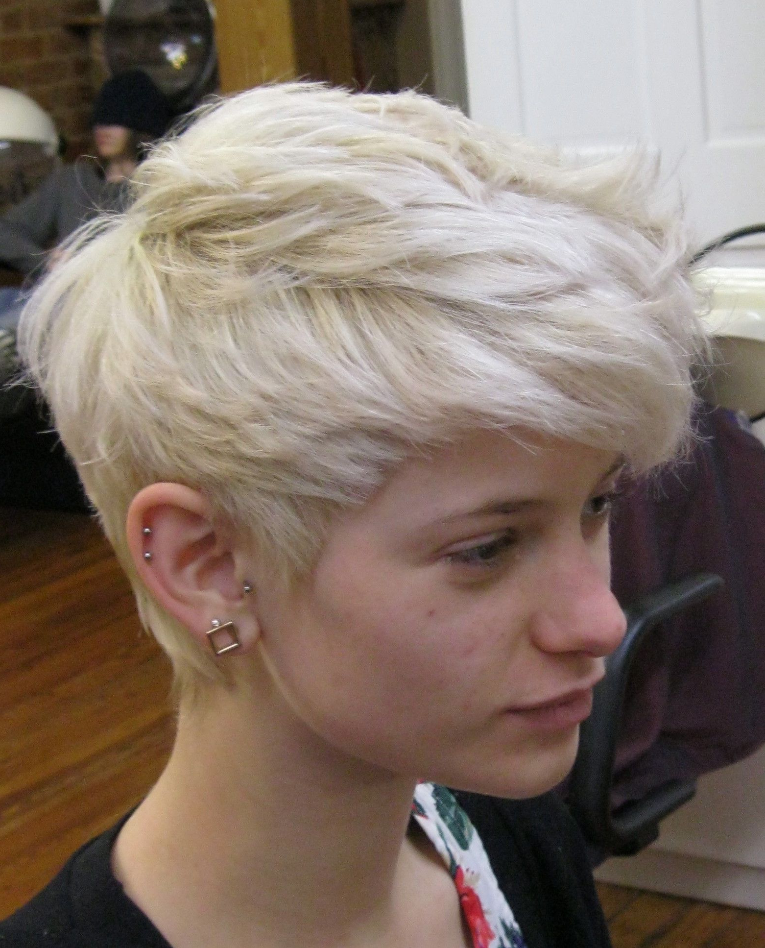 Love A Short Cut!   Our Work   Pinterest   Short Cuts, Pixie Haircut Pertaining To Short Haircuts For Studs (View 9 of 25)