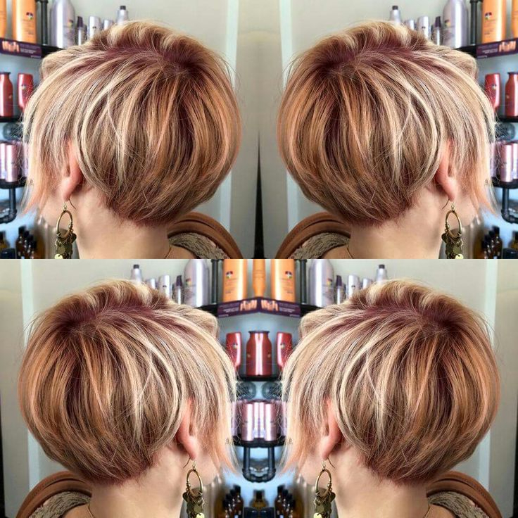 """Love Color And Cut [ """"love   <Br/> Pixie   Hare   Pinterest   Hair Regarding Pixie Short Bob Haircuts (View 3 of 25)"""