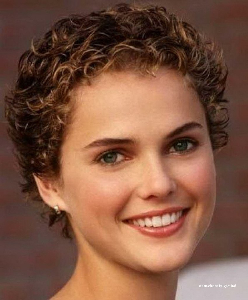 Lovely Short Curly Hairstyles For Over 50 • Hairstyletrends With Short Haircuts For Women Over 40 With Curly Hair (View 7 of 25)