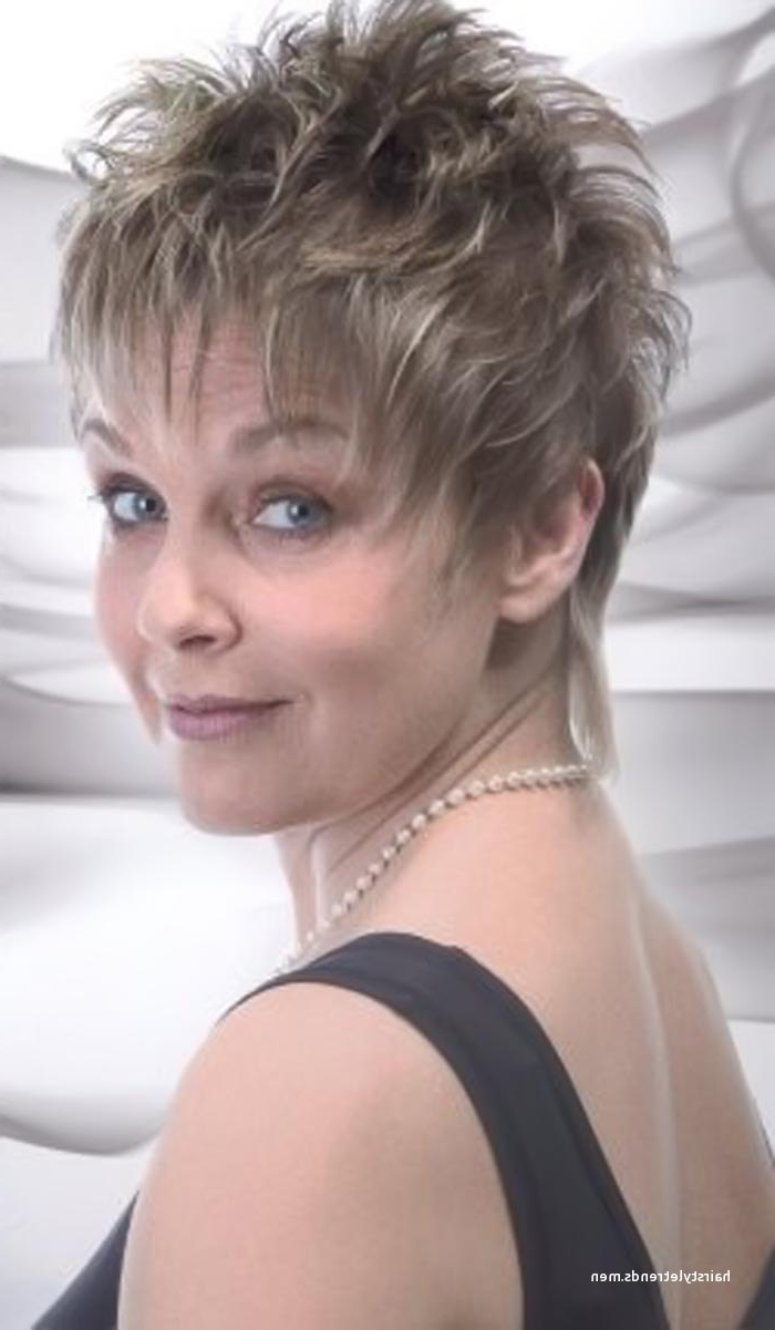 Lovely Short Cuts For Women Over 50 • Hairstyletrends Pertaining To Short Cuts For Over (View 22 of 25)
