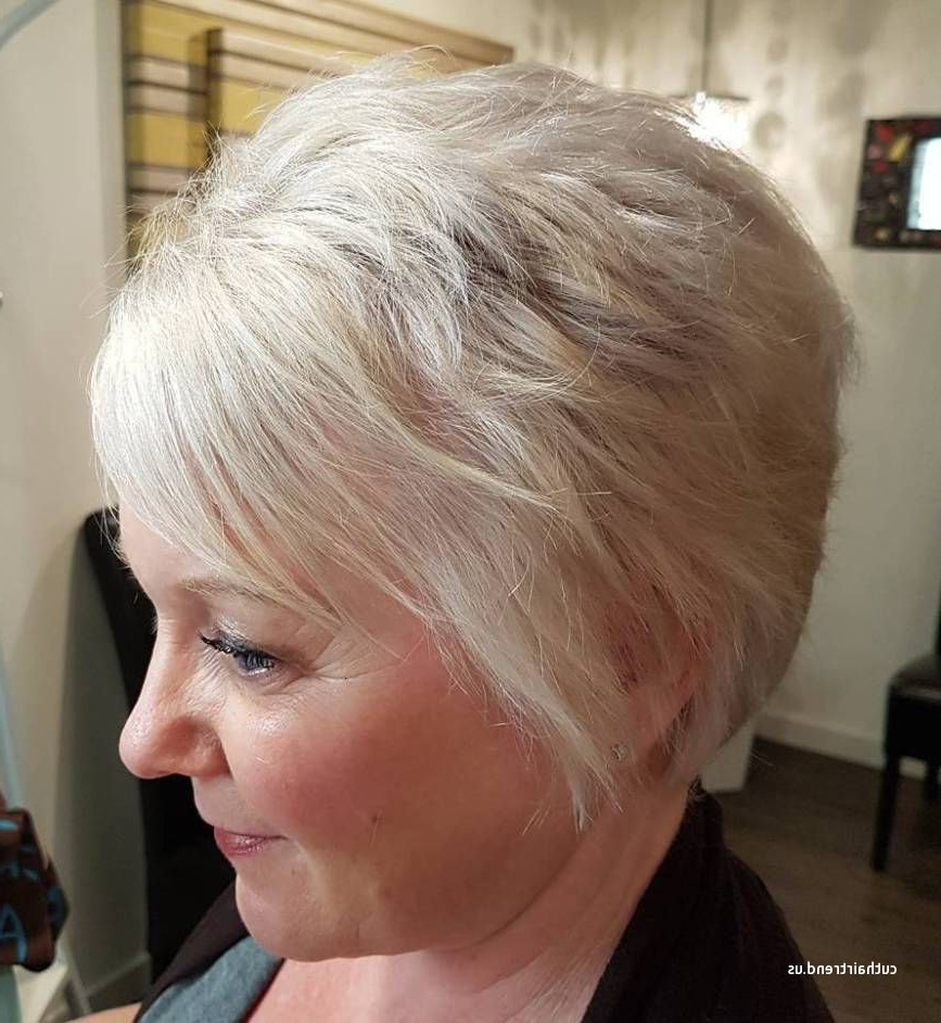 Lovely Short Haircuts For 50 With Regard To Short Haircuts Women Over  (View 15 of 25)