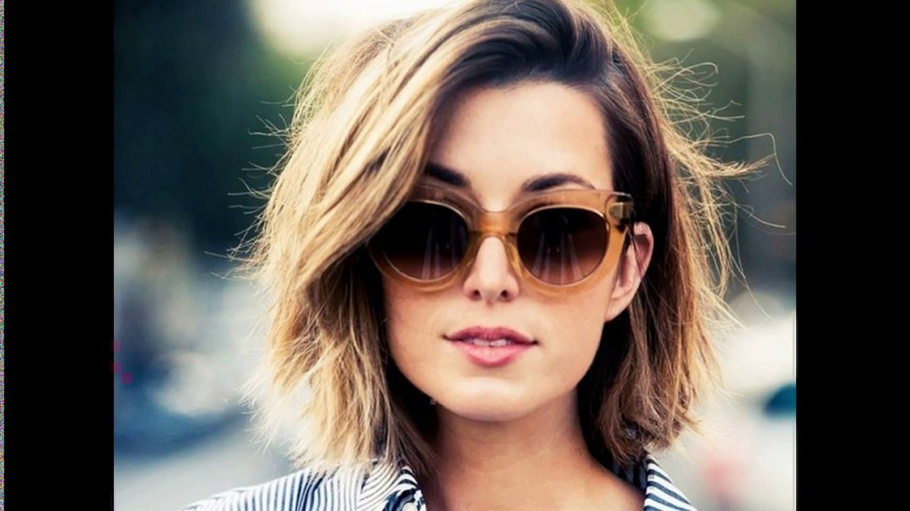 Low Maintenance Short Haircuts For Thick Hair – Youtube For Low Maintenance Short Haircuts (View 5 of 25)