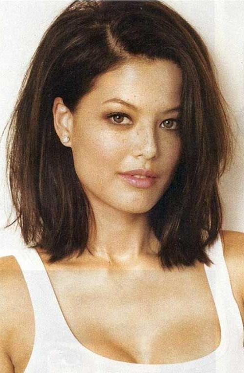 Magnificent Short Haircuts For Thick Hair Women's   Beauty Within Smooth Bob Hairstyles For Thick Hair (View 23 of 25)