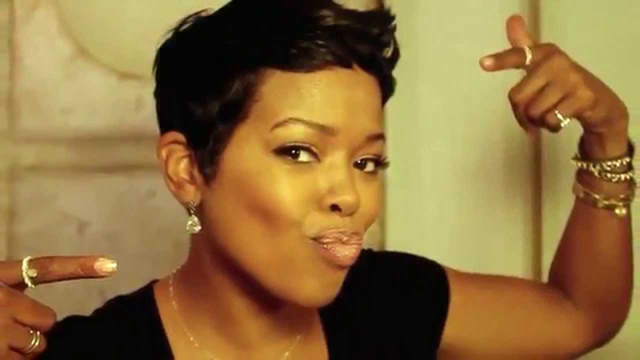 Malinda Williams' Mane Taming #3: Sexy Pixie Hair Style For Black Pertaining To Sexy Short Haircuts For Black Women (View 12 of 25)