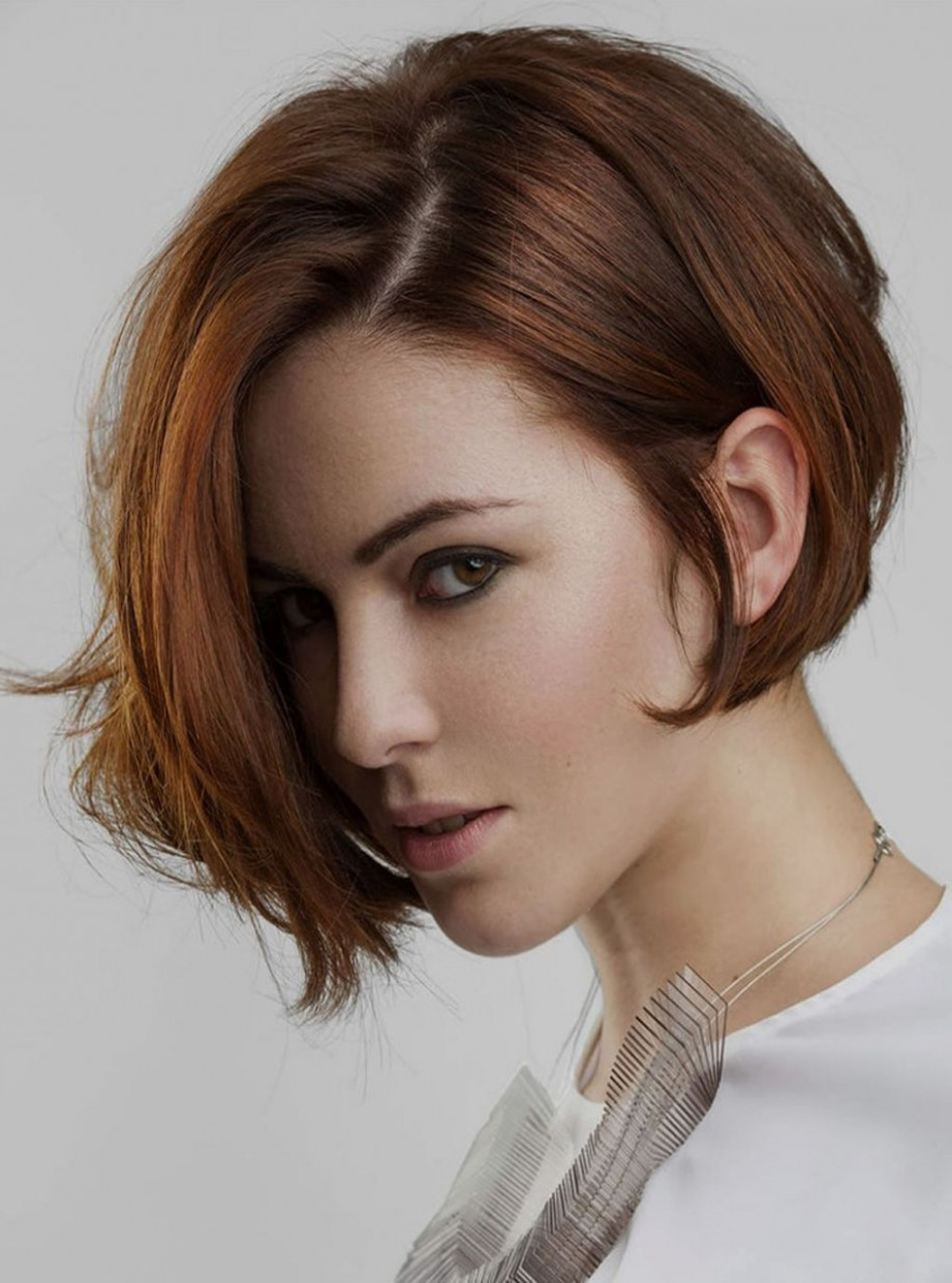 Marvelous Balayage Asymmetrical Curly Bob Hairstyles Short Haircuts . (View 21 of 25)