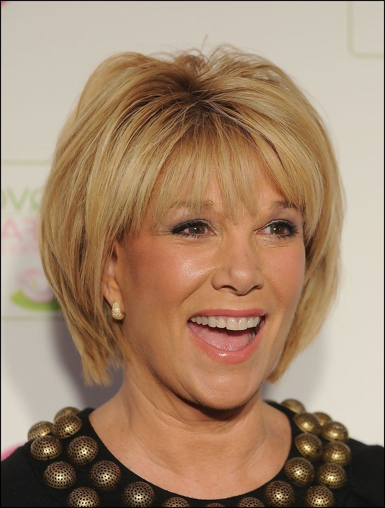 Mature Hairstyles For Short Hair New Hairstyles For Fifty Year Old Regarding Mature Short Hairstyles (View 10 of 25)