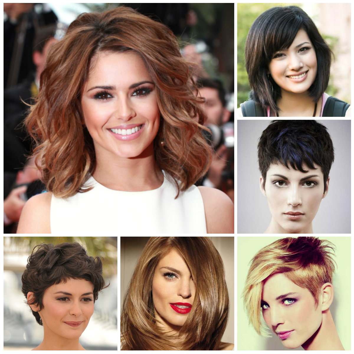Medium And Short Haircuts For Thick Hair | Hairstyles For Women 2019 Regarding Medium Short Haircuts For Thick Wavy Hair (View 11 of 25)