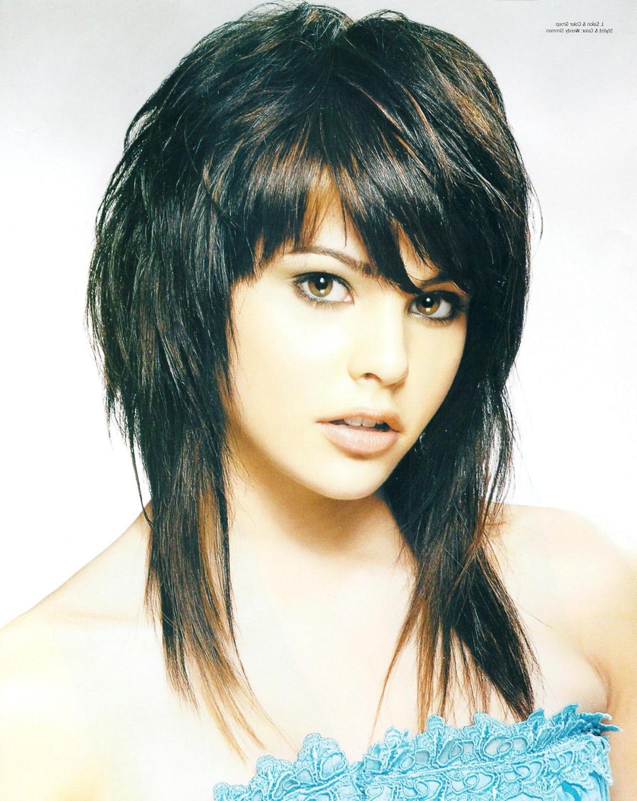 Medium Hair Short Layers – Google Search | Hair | Pinterest | Hair Inside Long Hairstyles Short Layers (View 2 of 25)
