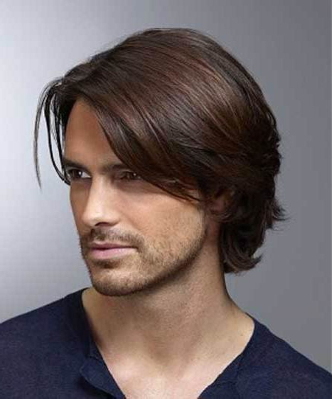 Medium Haircuts For Men   Fashions Style And Hairstyle For Short To Medium Hairstyles For Men (View 10 of 25)