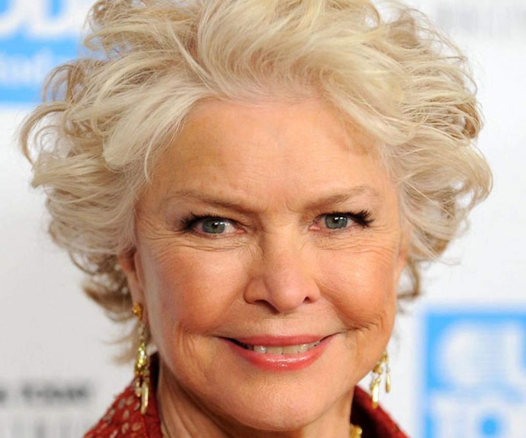 Medium Hairstyles For Over 50 10 Short Hairstyles For Women Over 50 With Regard To Women Short Hairstyles For Curly Hair (View 16 of 25)