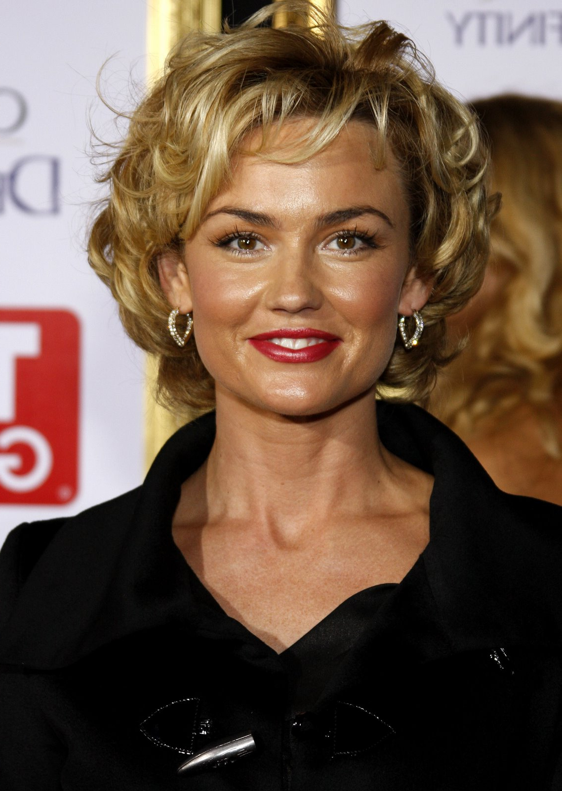 Medium Hairstyles For Women Over 40 With Thick Hair – Hairstyle For Intended For Short Curly Hairstyles For Over (View 11 of 25)
