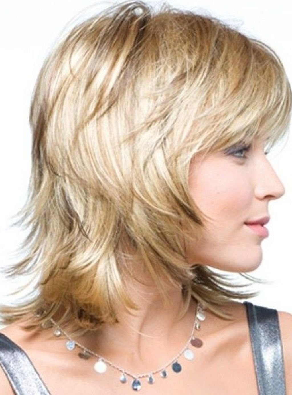Medium Hairstyles To Make You Look Younger   Womens Hairstyles Pertaining To Short Cuts For Over (View 20 of 25)