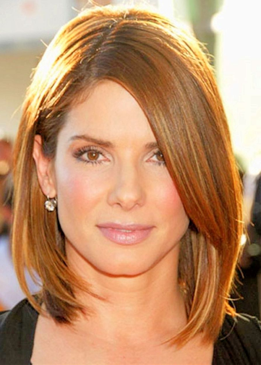 Medium Length Hairstyles For Women – Leymatson With Regard To Short Shoulder Length Hairstyles For Women (View 3 of 25)