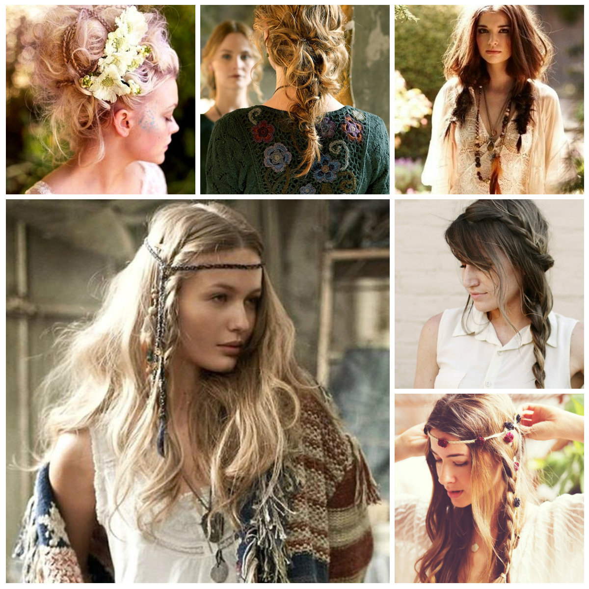 Messy Bohemian Hairstyles | Hairstyles For Women 2019, Haircuts For Inside Bohemian Short Hairstyles (View 3 of 25)