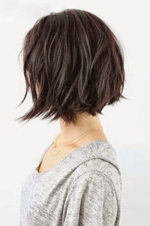 Messy Messy Bob Love Perfection | Hair I Love | Pinterest | Bobs For Messy Choppy Layered Bob Hairstyles (View 22 of 25)