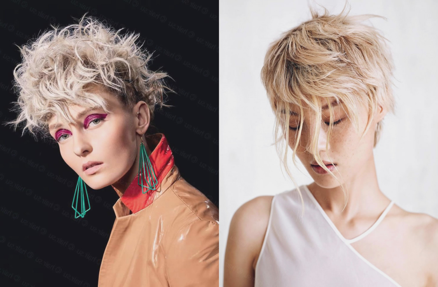 Messy Short Hairstyles For 44 44 – Hairstyles – Messy Hairstyles For Messy Short Haircuts For Women (View 18 of 25)
