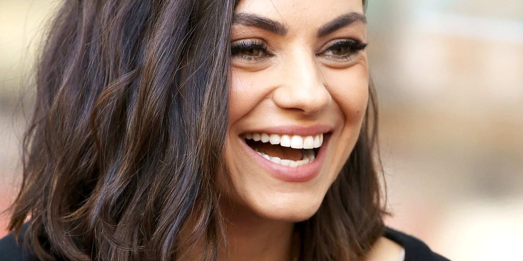 Mila Kunis Got A Bob And Bangs At The 2018 Billboard Music Awards With Mila Kunis Short Hairstyles (View 22 of 25)