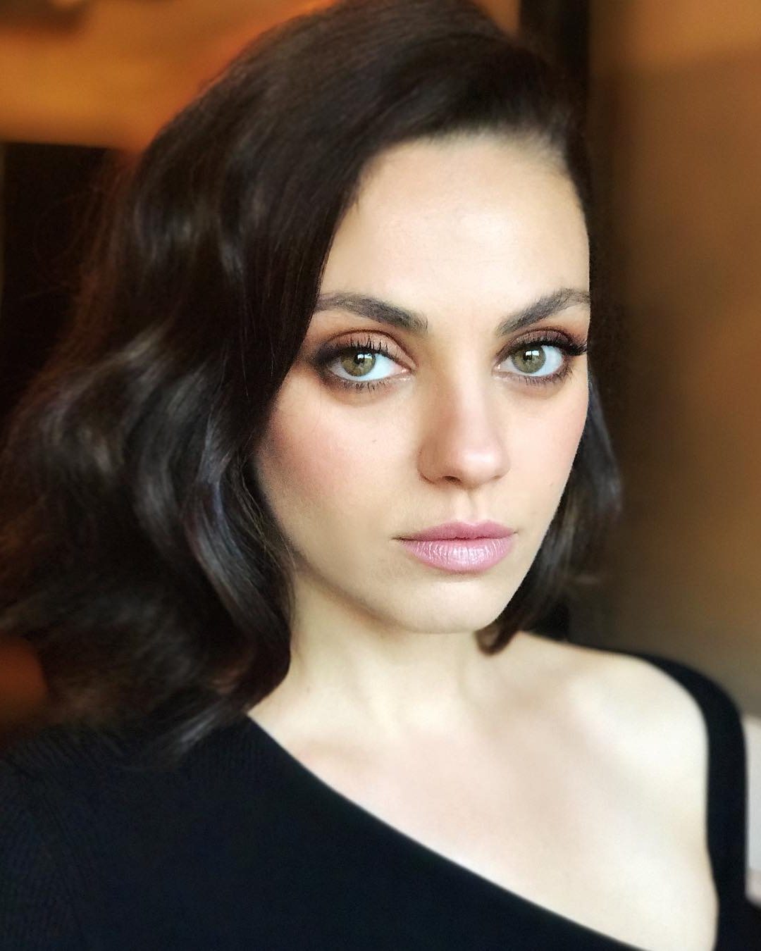 Mila Kunis Got Her Shortest Haircut Ever And We're Obsessed Pertaining To Mila Kunis Short Hairstyles (View 13 of 25)