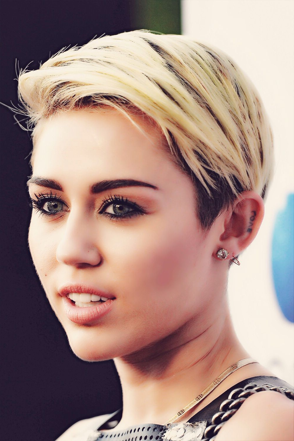 Miley Cyrus | G I R L S | Pinterest | Miley Cyrus, Miley Cyrus Hair Intended For Miley Cyrus Short Hairstyles (View 17 of 25)