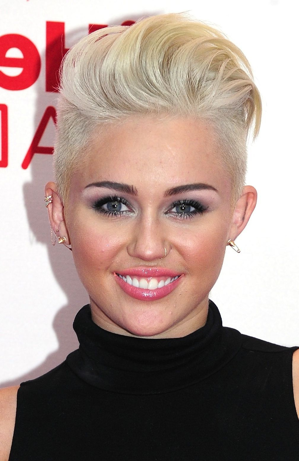 Miley Cyrus Hairstyles Over The Years   Fan Of Stan Lee   Pinterest With Short Haircuts Like Miley Cyrus (View 9 of 25)
