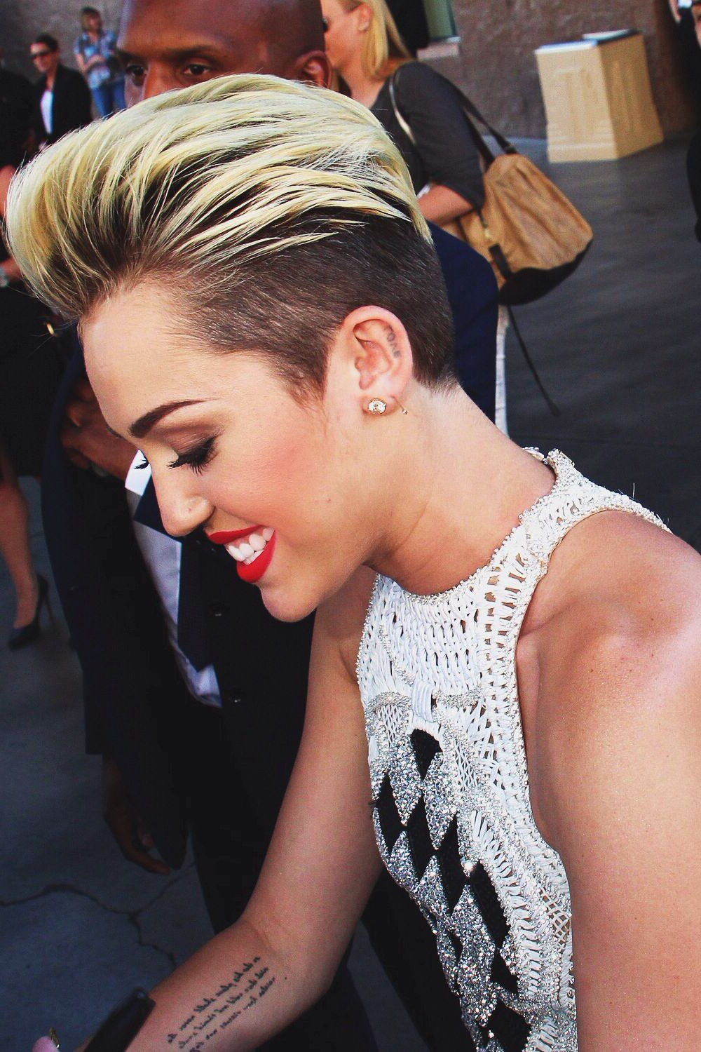 Miley Cyrus | | | Miley | In 2018 | Pinterest | Hair, Miley Cyrus With Regard To Miley Cyrus Short Haircuts (View 16 of 25)