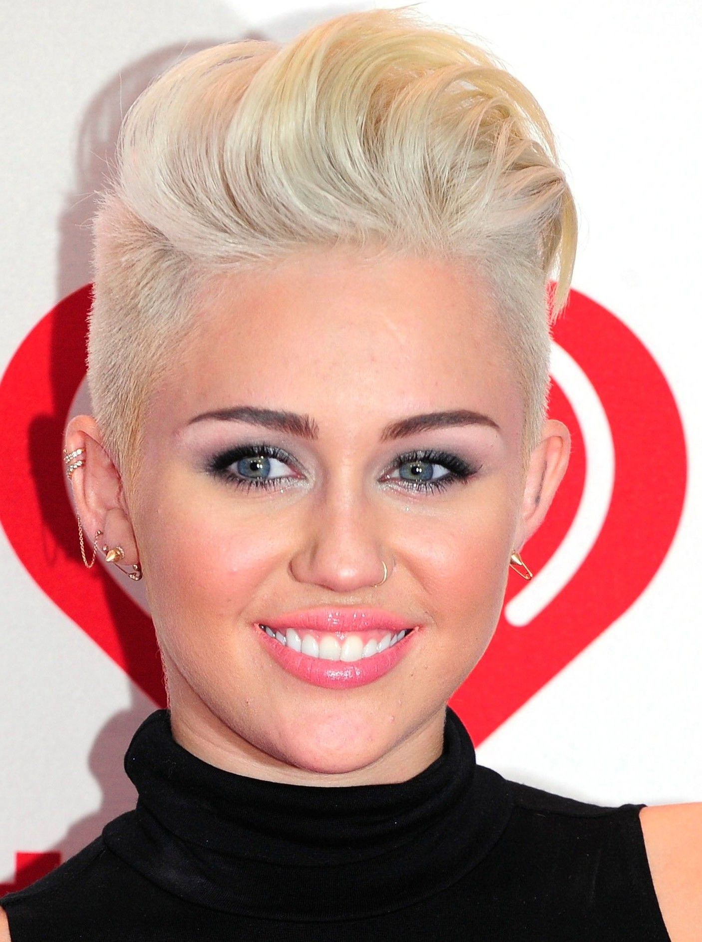 Miley Cyrus Short Hairstyle | Hair | Pinterest | Short Hair Styles With Regard To Miley Cyrus Short Haircuts (View 12 of 25)