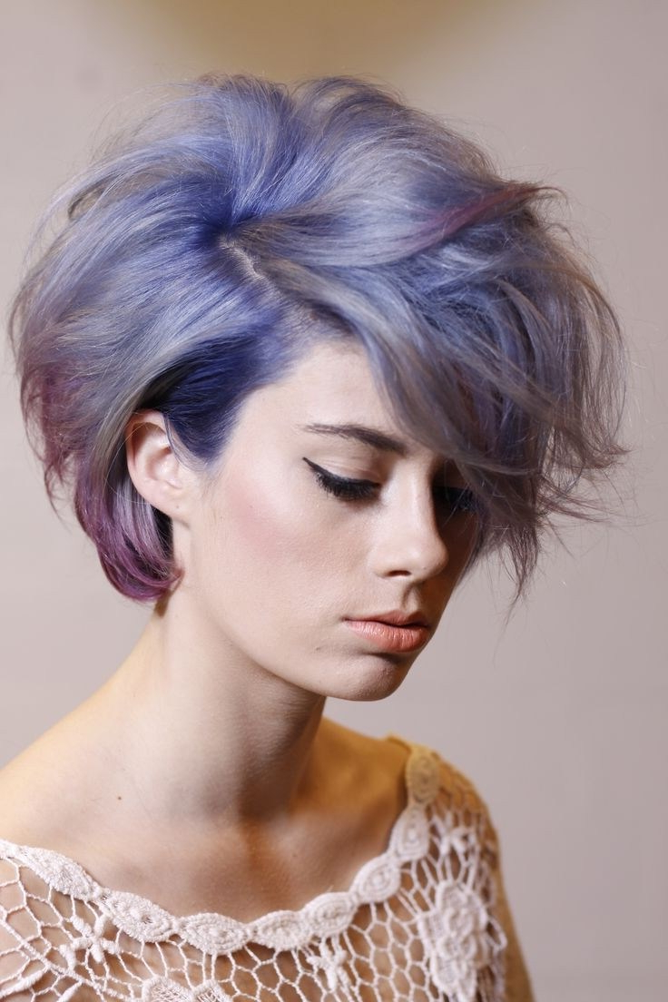 Modern Round Faces 1519556065 Asymmetrical Short Hairstyles 2014 25 Within Edgy Short Bob Haircuts (View 21 of 25)