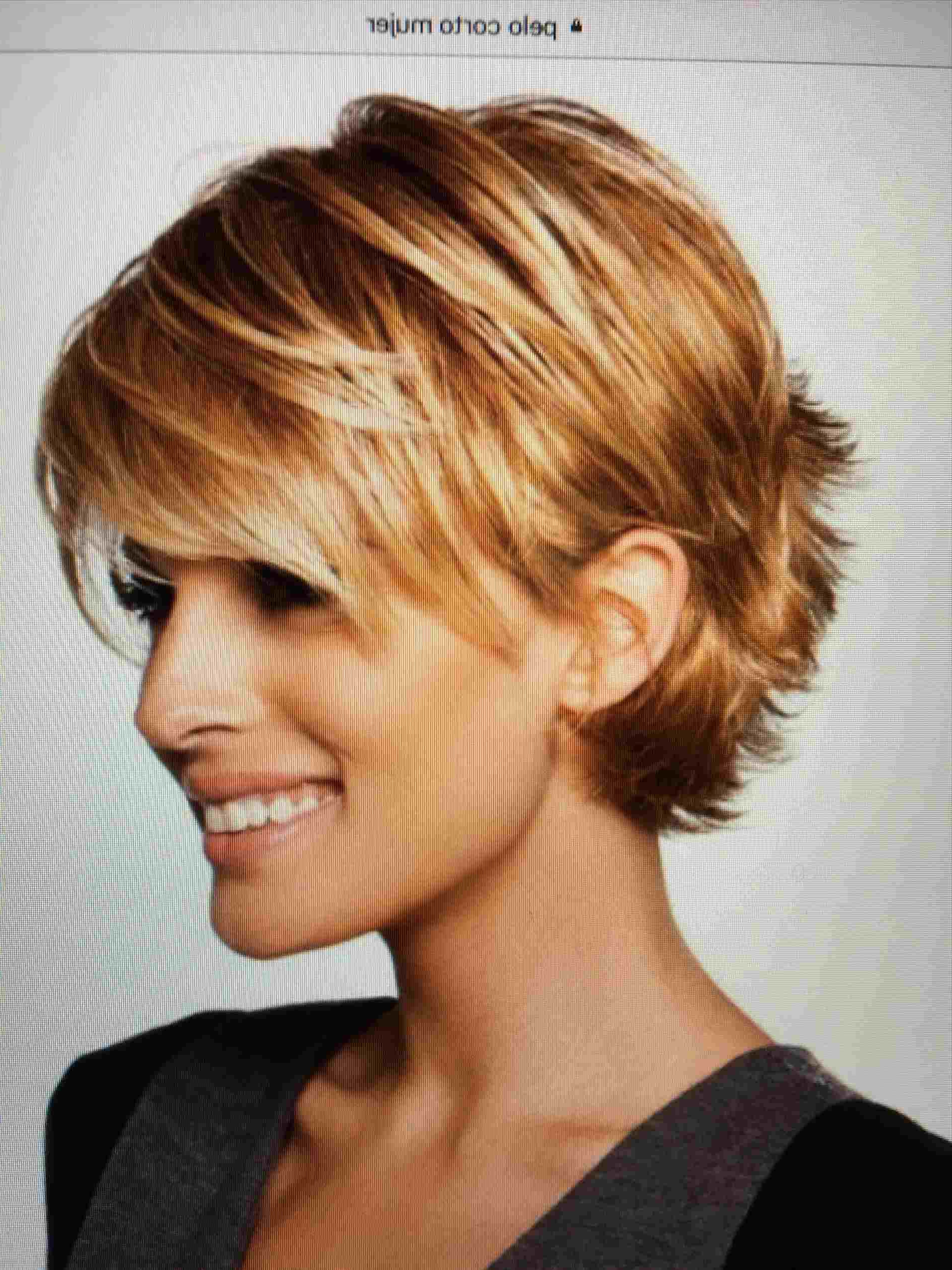Modern Short Hairstyles For Fine Hair With Fringe Bob Cuts To Try Regarding Short Hairstyles With Bangs For Fine Hair (View 24 of 25)