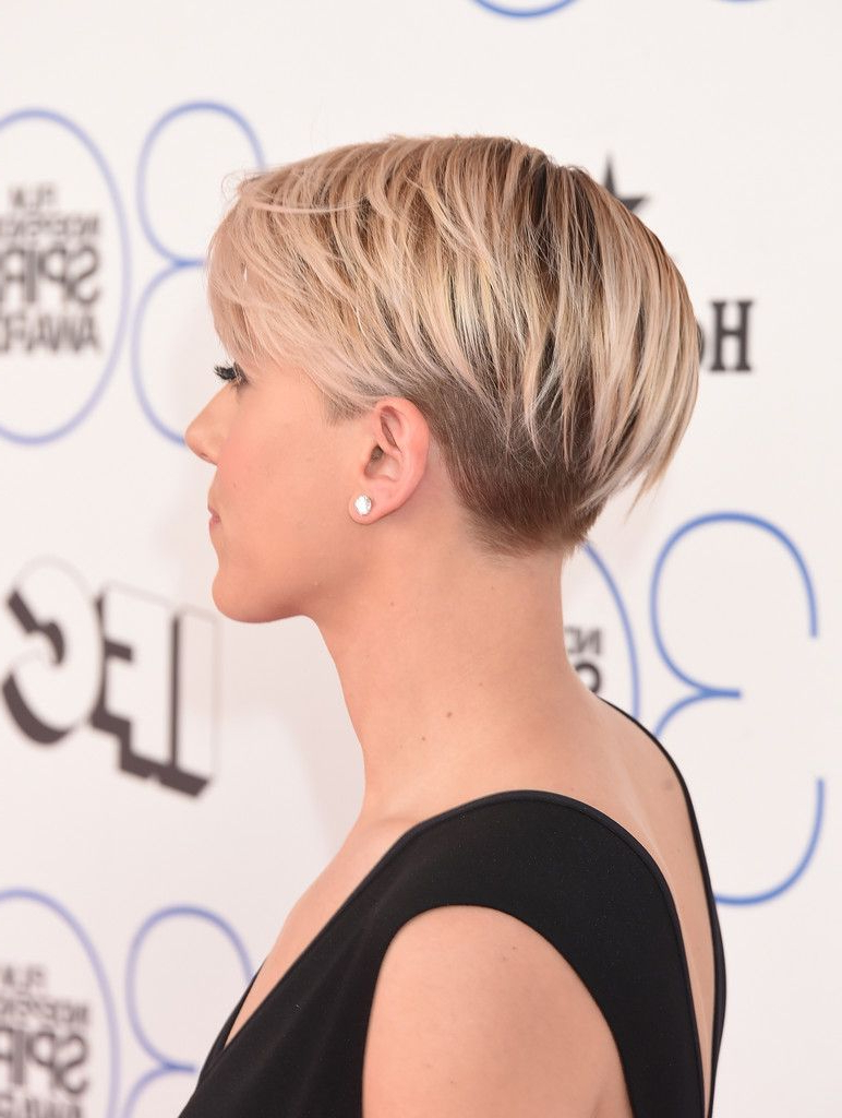 More Pics Of Scarlett Johansson Boy Cut | Short Hair Cuts With Regard To Scarlett Johansson Short Hairstyles (View 11 of 25)